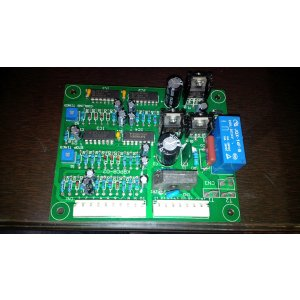 FEATHER TOUCH MAIN PCB